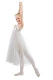 Kid ballet dancer Royalty Free Stock Photo