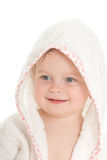 Kid after bath Royalty Free Stock Photography