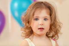 Kid birthday party Royalty Free Stock Photo