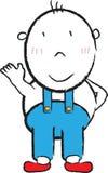 Kid cartoon Royalty Free Stock Photography