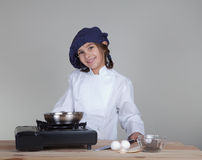 Kid Chef Royalty Free Stock Photos