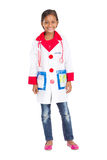 Kid doctor stock photo