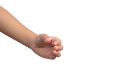 Free Kid Hand Shown Handle Symbol Royalty Free Stock Images - 42311409