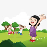 Kid icon. child design. Childhood concept Stock Images
