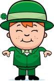 Kid Leprechaun Royalty Free Stock Image