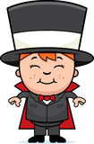 Kid Magician Royalty Free Stock Image