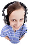 Kid music Royalty Free Stock Photography