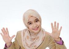 Kid muslim Royalty Free Stock Photos