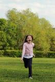 Kid outdoor Stock Photo