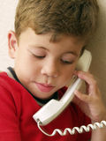 Kid phone. Royalty Free Stock Image
