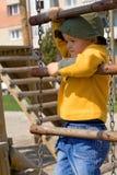 Kid playing Royalty Free Stock Image