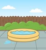 Kid Pool stock illustration