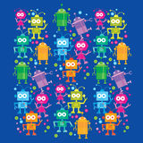 Kid robot Royalty Free Stock Images