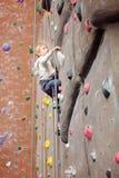 Kid Rock klättring royaltyfri foto