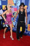 Kid Rock. At the 2008 MTV Video Music Awards. Paramount Pictures Studios, Los Angeles, CA. 09-07-08 Stock Photos