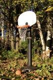 Kid's basketball hoop Royalty Free Stock Photography