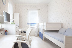 Kid's bedroom Stock Image