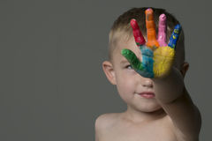 Kid s Hands Stock Photos