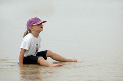 Kid's nature Royalty Free Stock Images
