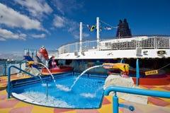 Kid's Pool Royalty Free Stock Photos