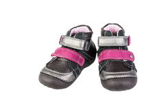 Kid's shoes Stock Photo