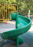 Kid's slide Stock Photo