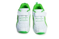 Kid`s sport shoes. Stock Photography