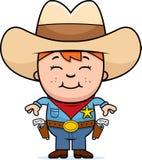 Kid Sheriff Royalty Free Stock Images