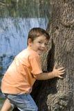 Kid smiling Royalty Free Stock Image