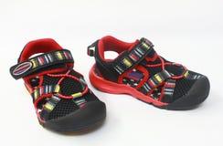 Kid summer sandal Stock Photo