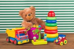 Kid toys Stock Photography