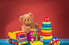 Kid toys Stock Image