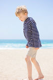 Kid on vacation Royalty Free Stock Photo