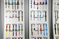 Kid watch shop in wanda mall royalty free stock image