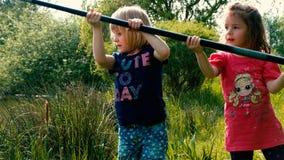 Kiddie, der #3 fischt Lizenzfreie Stockfotos