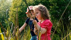 Kiddie Fishing #12 Royalty Free Stock Photography