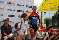 kiddie podium Obraz Royalty Free
