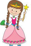 Kiddle Princess Royalty Free Stock Photo