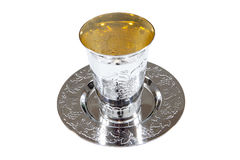 Kiddush Cup Stock Images