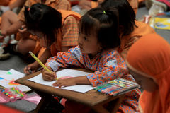 Kidergarten Immagini Stock