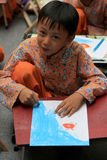 Kidergarten Fotografia Stock Libera da Diritti