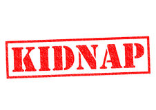 KIDNAP Stock Images