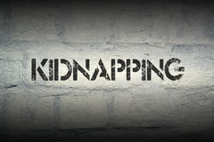 Kidnapping Royalty Free Stock Photography