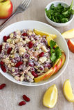 Kidney Bean Salad Royalty Free Stock Images
