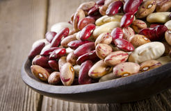 Kidney beans Royalty Free Stock Photography