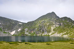 Kidney lake stock photo