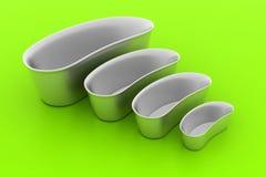 Kidney tray, medical equipmen Stock Photo