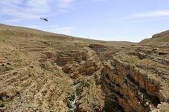 Kidron gorge, Israel. Stock Images