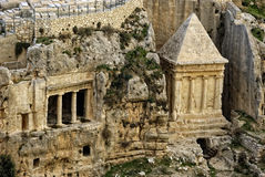 The kidron Valley Stock Image