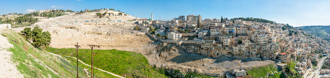 Kidron Valley Stock Images